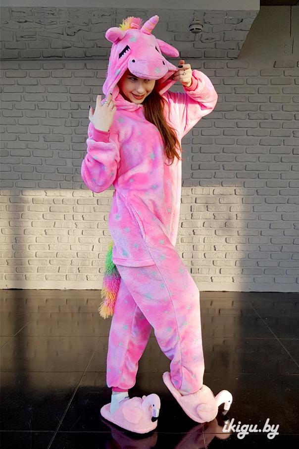 Пижамы кигуруми Розово-Радужный Единорог roz-raduga_unicorn3.jpg