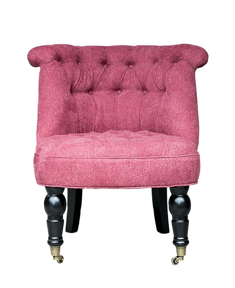 Пуф Eichholtz Камден розовый