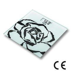 Весы Beurer GS27 (стекло) Blak rose