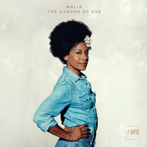 Malia ‎/ The Garden Of Eve (LP)