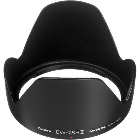 Бленда Fujimi Lens Hood FBEW-78B II для Canon EF 28-135mm f/3.5-5.6 IS USM