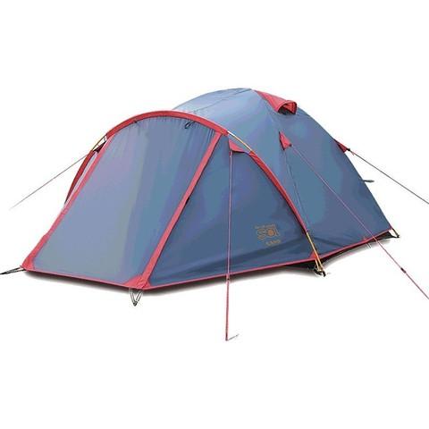 Палатка SOL Camp 3 (SLT-007.06) (синий)