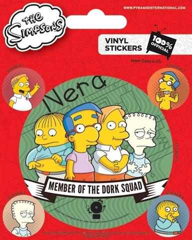 Набор стикеров The Simpsons