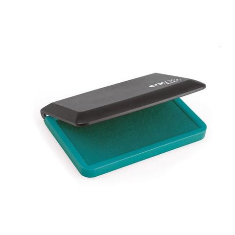 Подушка штемпельная настольная Micro 1 зеленая 9х5см (аналог 9051)Colop