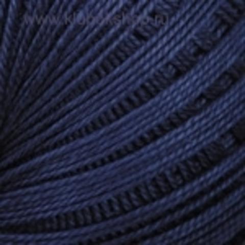 Пряжа YarnArt Lily цвет Темно-синий 66