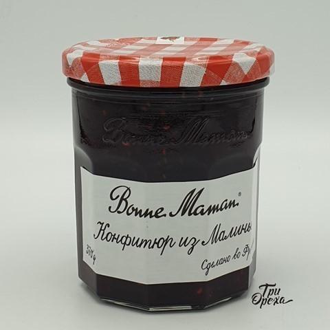 Конфитюр из малины 50 % BONNE MAMAN, 370 гр