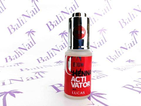 CC BROW, Активатор хны для бровей Henna activator, CC Brow, 20 мл