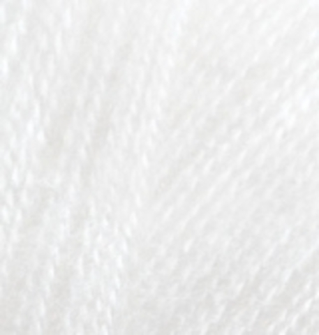 Пряжа Angora real 40 Белый 55 Alize