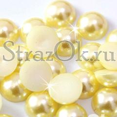Купите полубусины Jonquil желтые в интернет-магазине StrazOK.ru