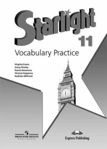 starlight 11 кл. vocabulary practice