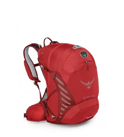 0705bef56b9f Рюкзак велосипедный Osprey Escapist 32 Cayenne Red
