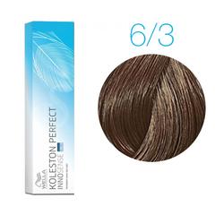 Wella Professionals Koleston Perfect Innosense 6/3 (Темный блонд золотистый) - Стойкая крем-краска для волос