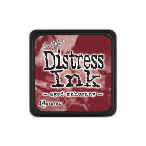 Подушечка Distress Ink Ranger - Aged Mahogany