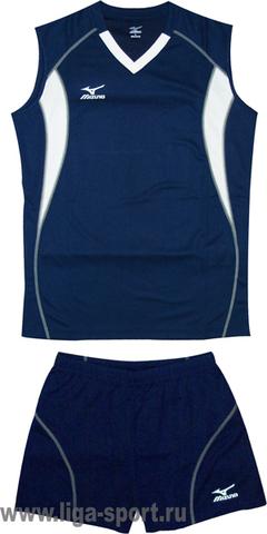 Форма волейбольная женская Mizuno ZM59HV051/Z59RW051(14)