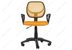 Офисное кресло CH Оранжевое
