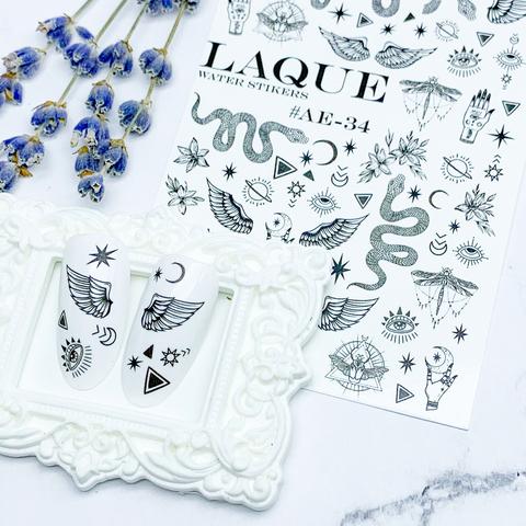 LAQUE Слайдер дизайн #АЕ-34