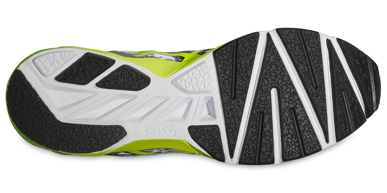 Мужские марафонки Asics Gel-Hyper Tri (T531N 9004) серые фото