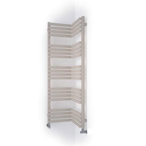 Incorner - угловой полотенцесушитель водяной или электрический.