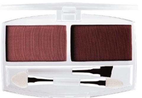 Ффлер тени ЕВ 01 тон 7В для век и бровей с аппликатором и кистью тон светло-коричневый (№ 5-8)