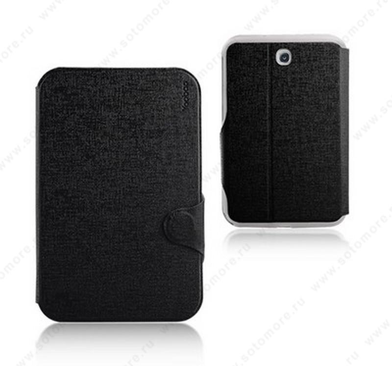 Чехол-книжка Yoobao для Samsung Galaxy Note 8.0 N5100/ N5110 - Yoobao iFashion Leather Case Black