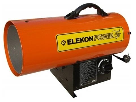 Газовая тепловая пушка ELEKON DLT-FA 50P