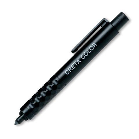 Держатель для стержня Cretacolor черный, пластик