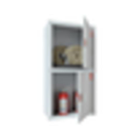 Шкаф пожарный белый ШПК-320-12 ВЗБ правый