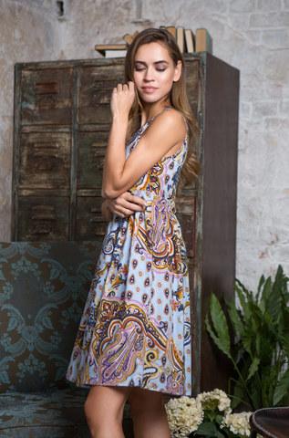 Платье домашнее женское  MIA-MIA  ELINOR ЭЛИНОР 16344