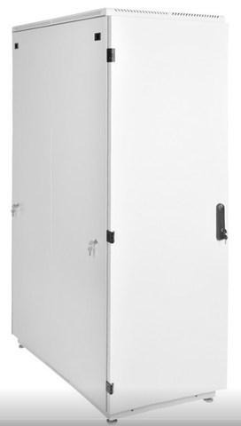 Шкаф телекоммуникационный напольный 38U (600 × 800) дверь металл ЦМО ШТК-М-38.6.8-3ААА
