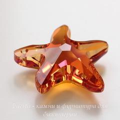 6721 Подвеска Сваровски Морская Звезда Crystal Astral Pink (16 мм)