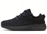 Кроссовки Женские Adidas Originals Yeezy 350 Boost All Black