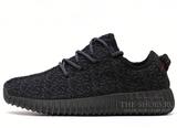 Кроссовки Женские Adidas Originals Yeezy 350 Boost All Black