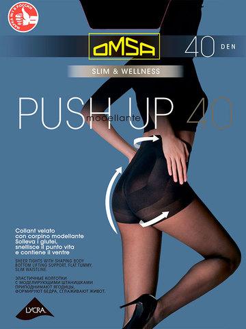 Колготки Push Up 40 Omsa
