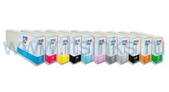 Комплект из 11 картриджей для Epson 7900/9900 11x700 мл