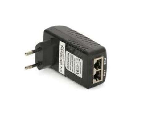 Инжектор питания PoE (стандарта 802.3af) XLY-2401 24В, 1A