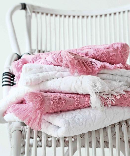 Ванная Полотенце 55х110 Blanc des Vosges Princess розовое polotentse-100h150-blanc-des-vosges-princess-beloe-frantsiya.jpg