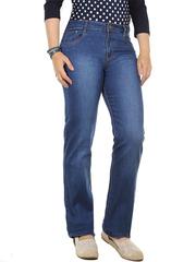 B35439 джинсы женские, синие