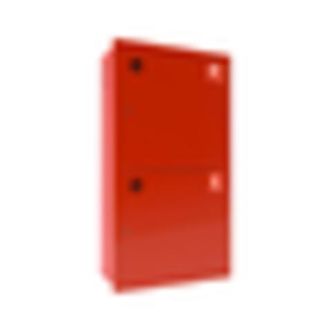 Шкаф пожарный красный ШПК-320-12 ВЗК правый