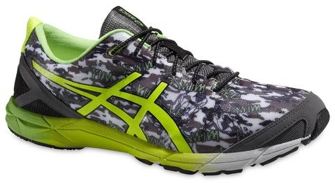 Мужские беговые кроссовки Asics Gel-Hyper Tri (T531N 9004) серые фото