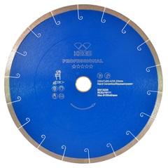 Алмазный диск KEOS Professional 250х25,4/22,23 мм по керамограниту
