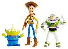 Toy Story Escape the Claw Figure 3-Pack