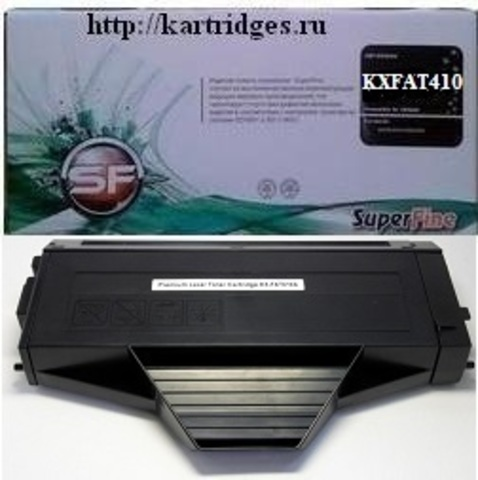Картридж SuperFine SF-KX-FAT410A