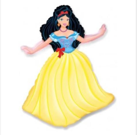 Фольгированный шар «Принцесса» #148875