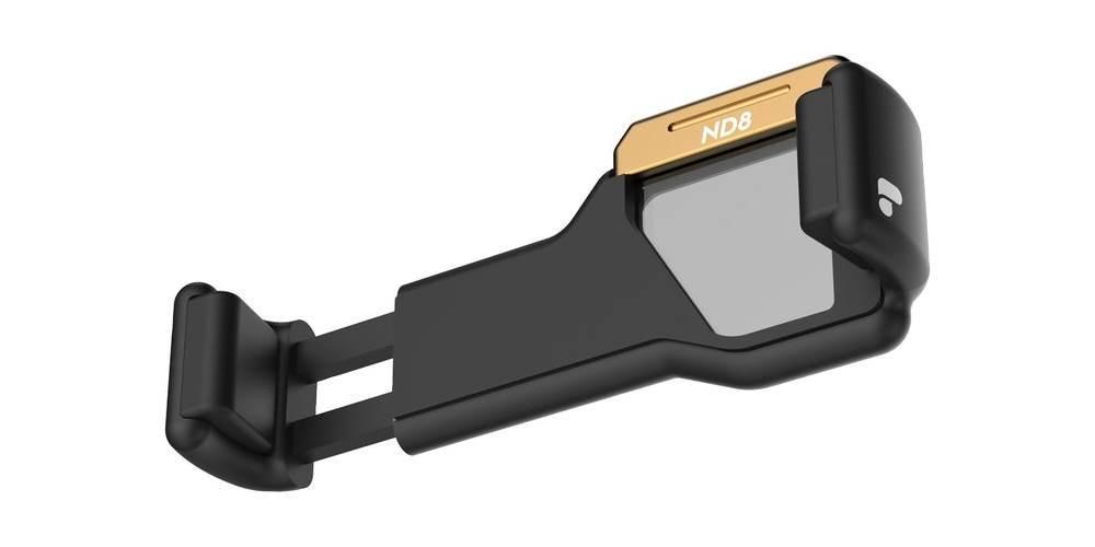 Набор фильтров для телефона PolarPro IRIS вид сзади