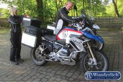 Сумки на раму BMW R1200GS/GSA/R LC/RS LC