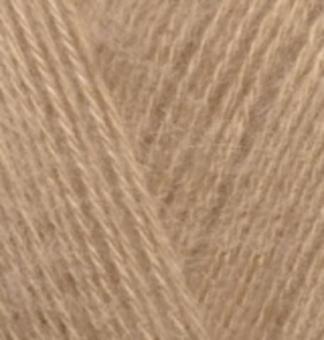 Пряжа Alize Angora Gold 127 карамель