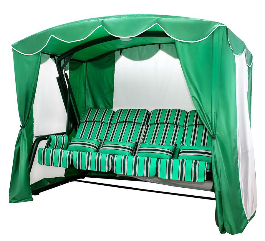 Садовые качели Садовые качели Монарх (Зеленые) монарх_качели-зеленые-2.jpg