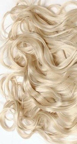 Накладка Magic Strands. Длина 52 см  -Оттенок  60-блонд(волны)