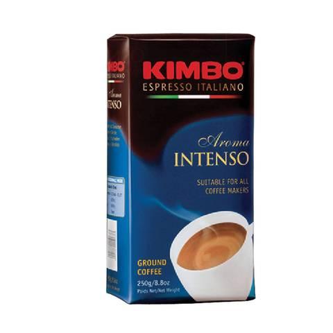 Кофе молотый Kimbo aroma intenso (Кимбо Арома Интенсо) 250 г