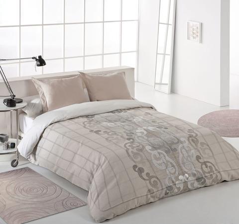 Покрывало 270х270 и 2 декоративные подушки Timas Aurea V.1